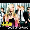 Album release - I.D.A - Code of conduct