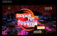 Neo live in Poland - Sopot hit festival