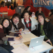 Yvonca Ning (A-Peer Music Taiwan):Bill Zang (Shanghai Synergy Group China)