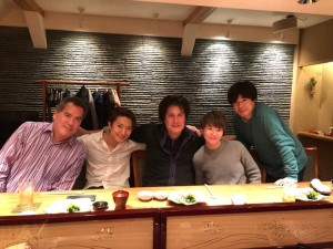 2018-11-17_Japan_Nichion dinner